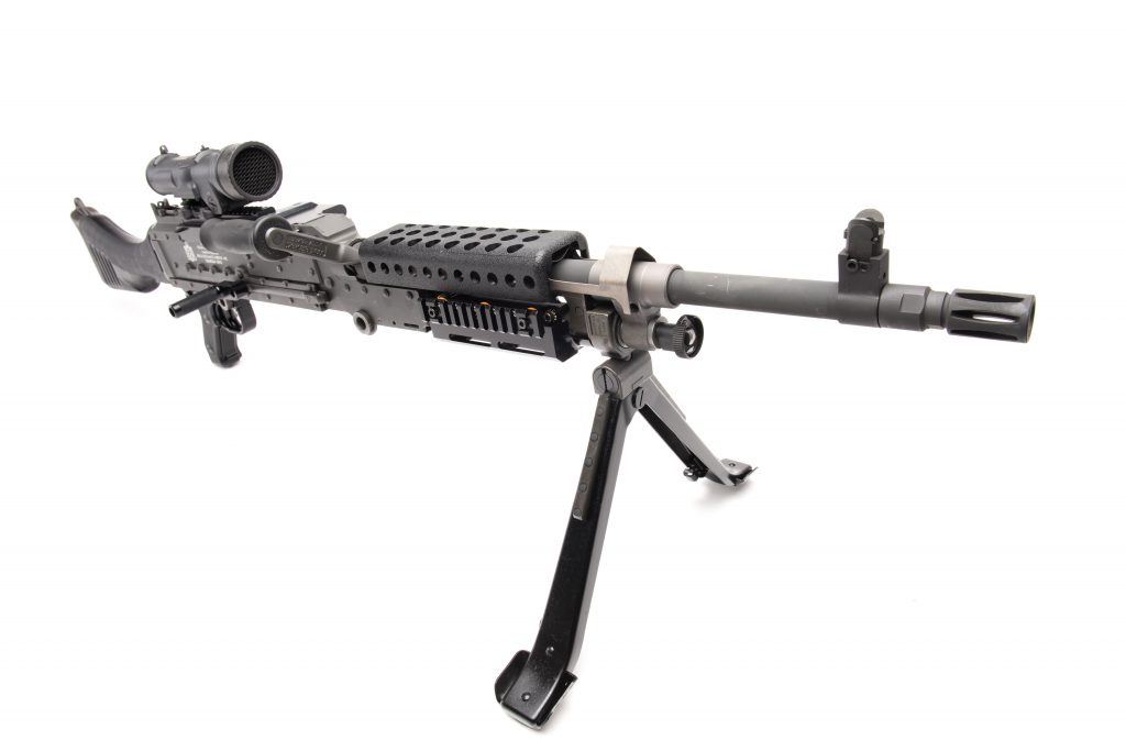 M240-SLR | Ohio Ordnance Military / Government Firearms