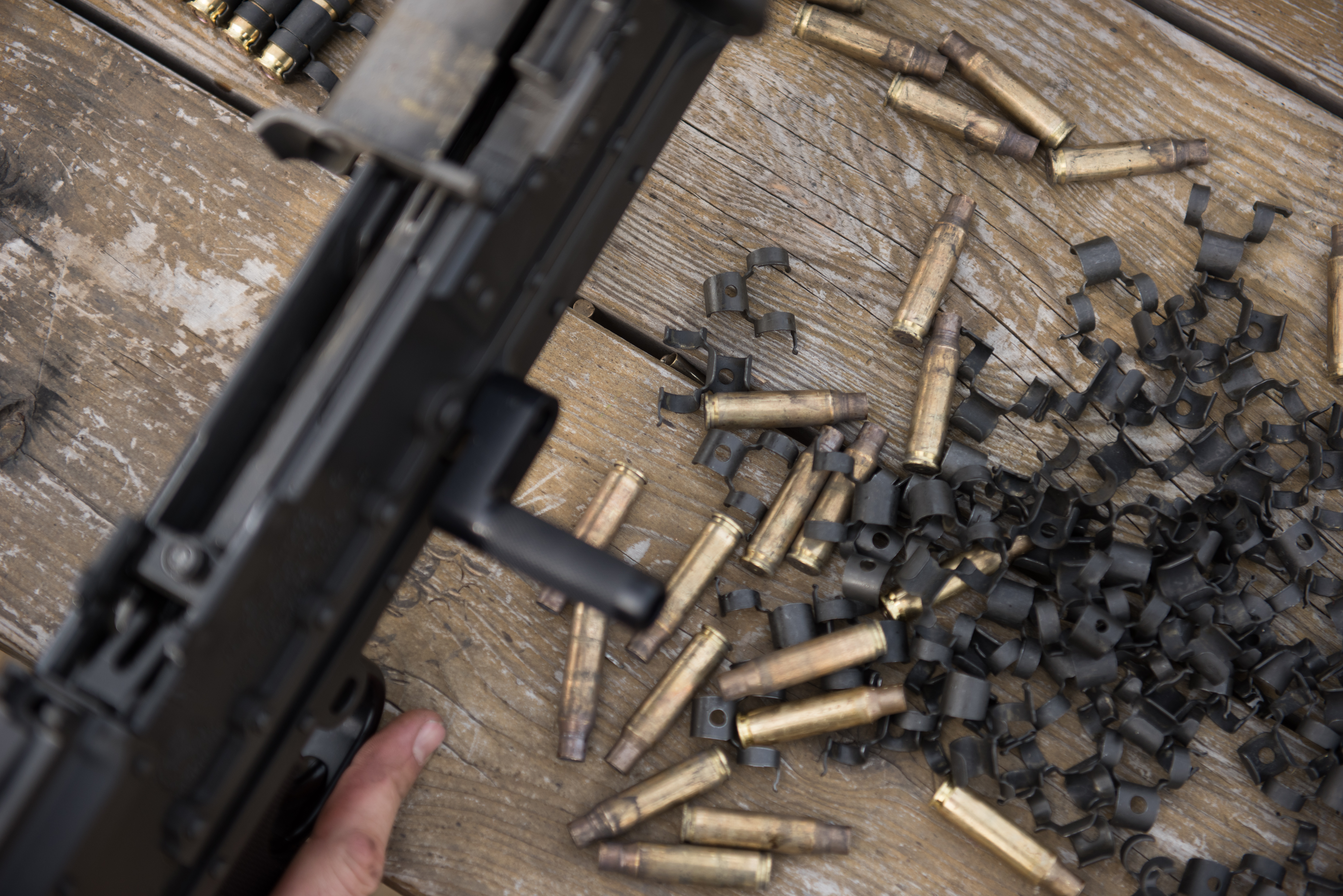 Photo Gallery | Ohio Ordnance Military / Government Firearms